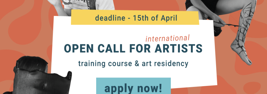 inspiring change open call for artists 2019 belgrade serbia august training course and art residency